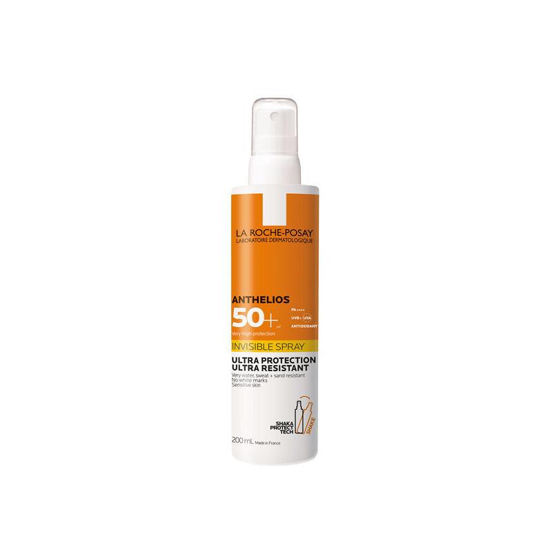 La Roche-Posay Anthelios Shaka láthatatlan spray SPF 50+ 200 ml