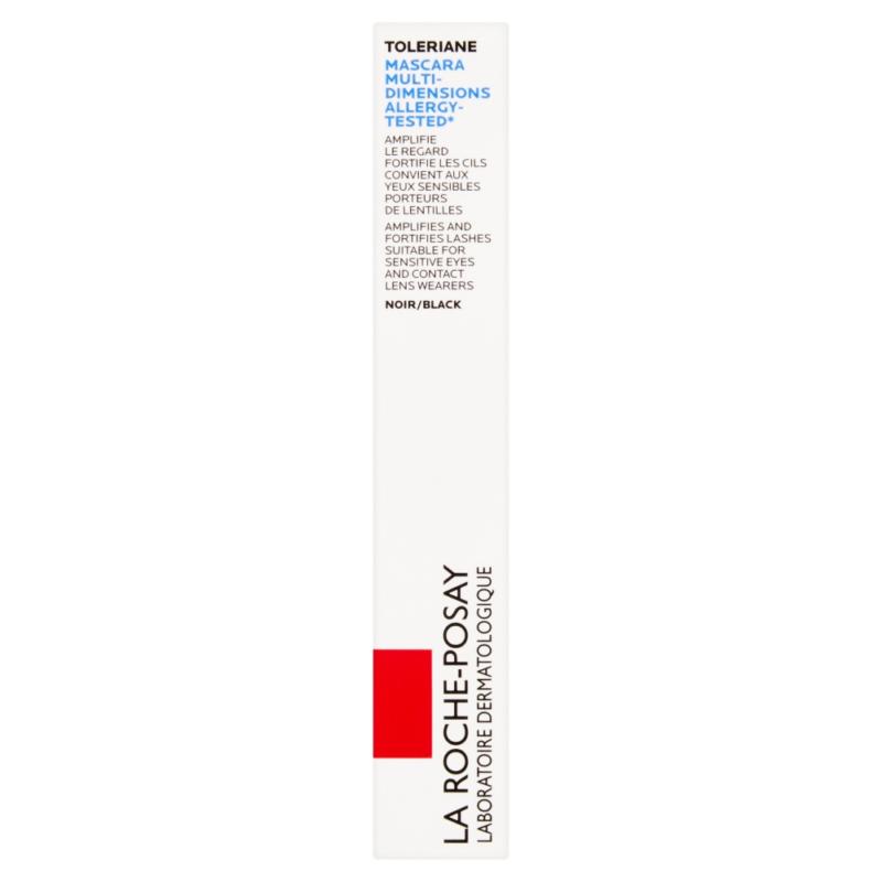 La Roche-Posay Toleriane Multi Dimensions Black szempillaspirál 7,2 ml