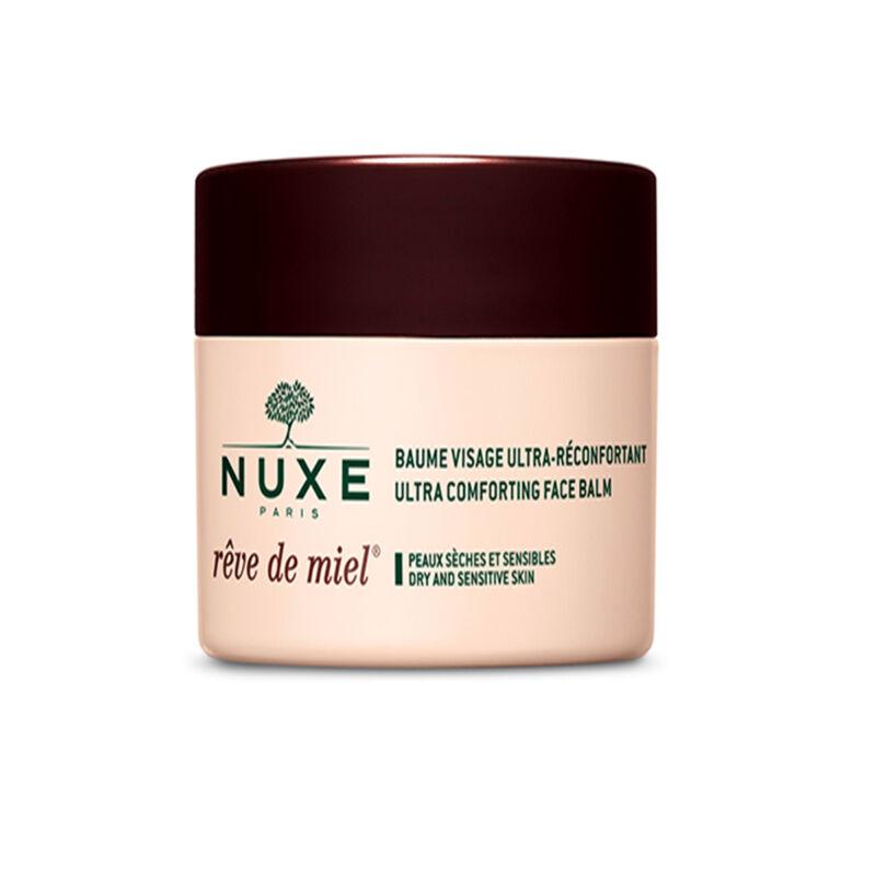 Nuxe Reve de Miel Ultra kényeztető arcápoló balzsam- Nappali és éjszakai 50ml