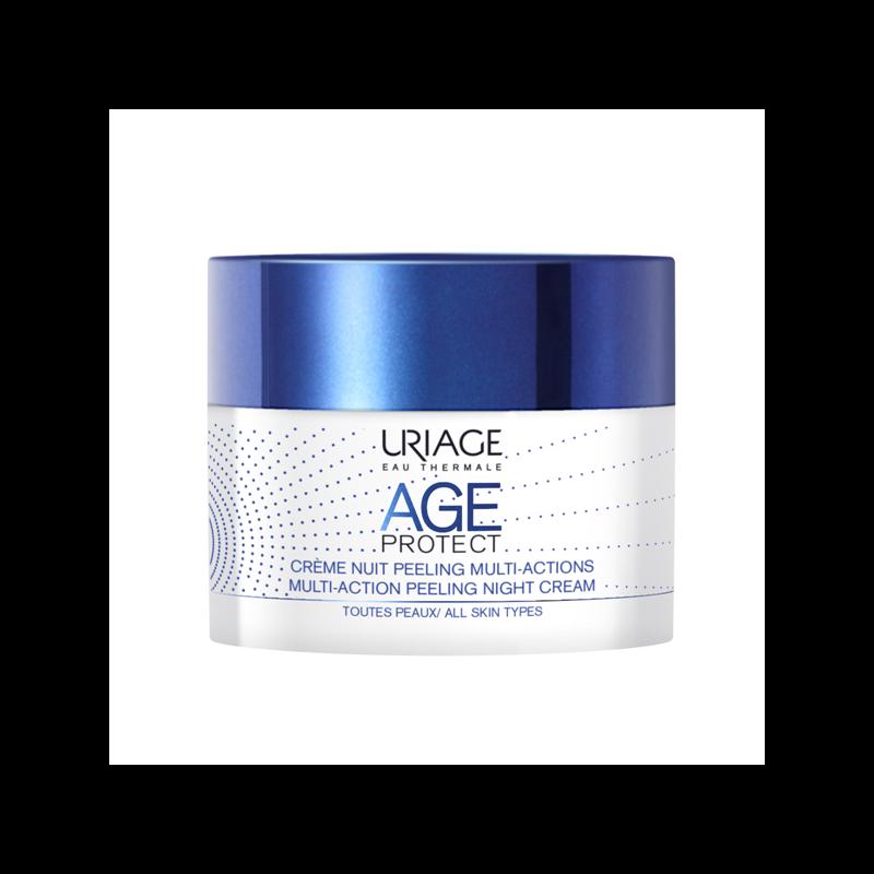 Uriage AGE PROTECT Peeling éjszakai krém 50 ml