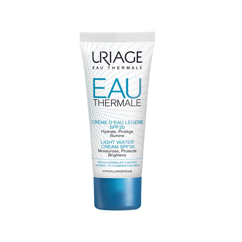 Uriage EAU THERMALE Hidratáló arckrém SPF20 40ml