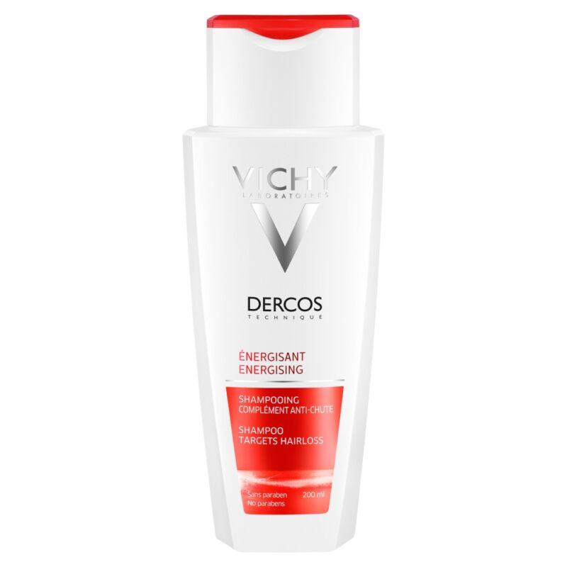 Vichy Dercos energiát adó sampon hajhullás esetére 200 ml