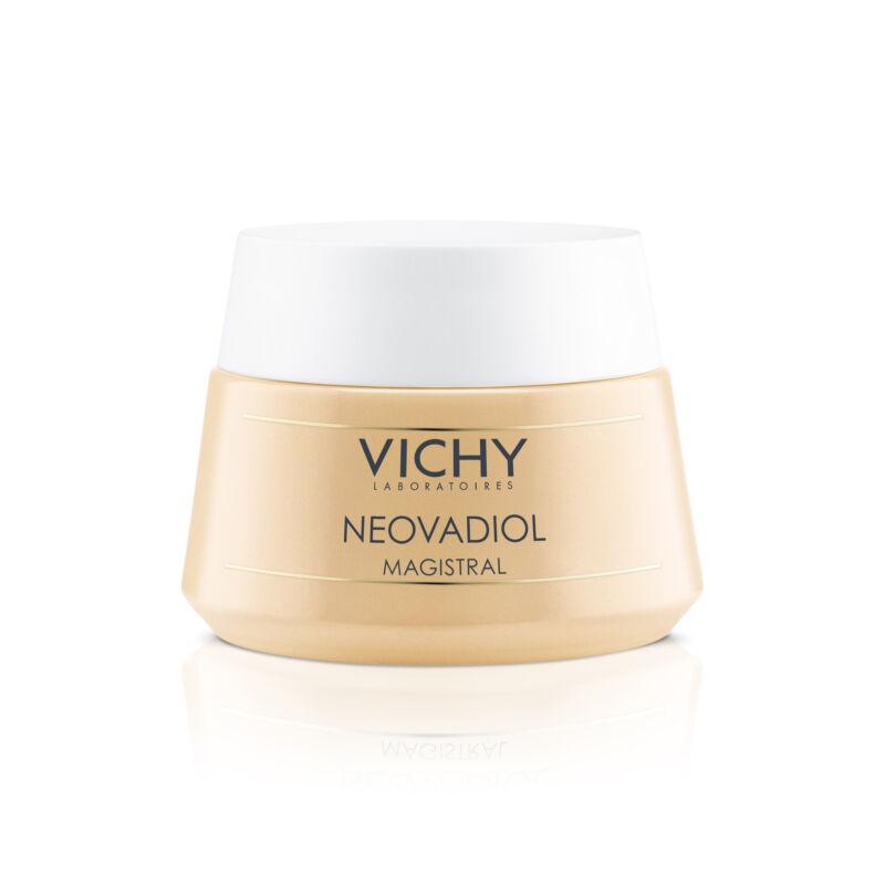 Vichy Neovadiol Magistral tápláló, bőrtömörséget fokozó balzsam nagyon száraz, érett arcbőrre 50 ml