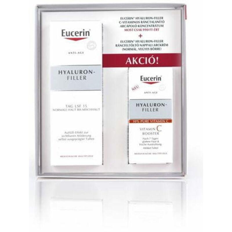 Eucerin Hyaluron-Filler Ajándékcsomag normál bőrre