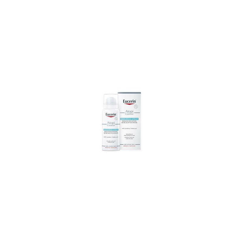 Eucerin AtopiControl Viszktés elleni spray 50 ml
