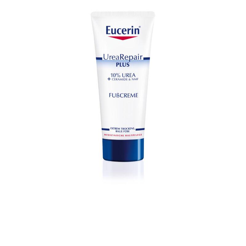 Eucerin Urea Repair Plus 10% Urea lábápoló krém 100ml