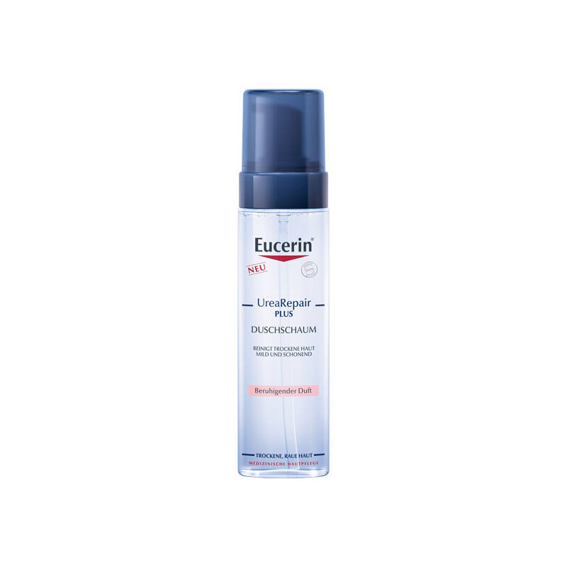 Eucerin® UreaRepair illatosított tusfürdőhab 200 ml